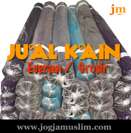 jual kain eceran grosir