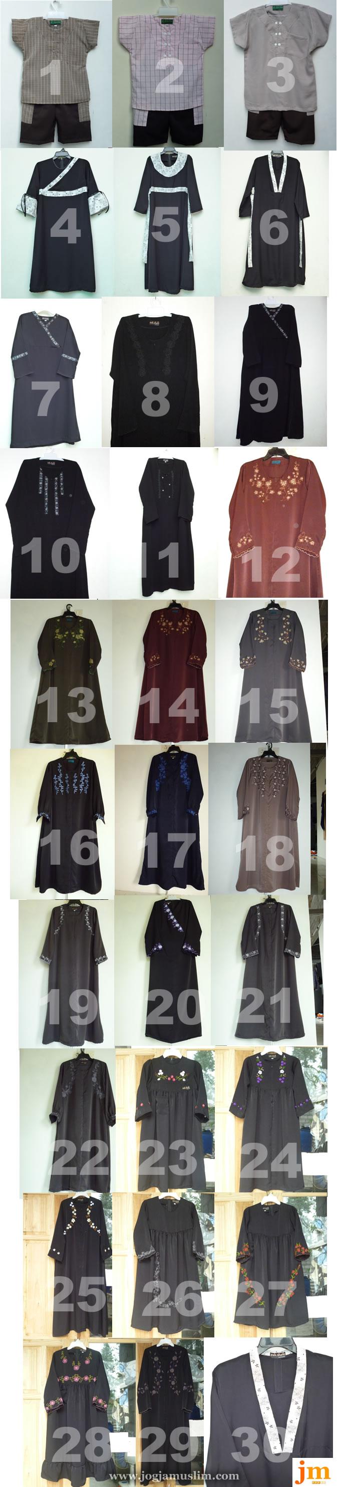 Jual Pakaian Muslim Muslimah Ash Shofy Collection
