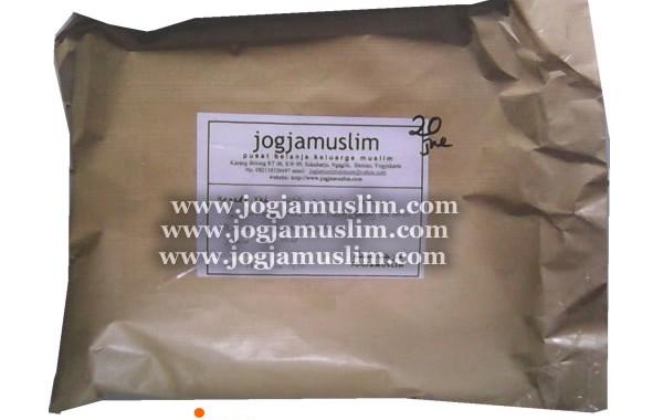 Packing Paket Pesanan Jogjamuslim