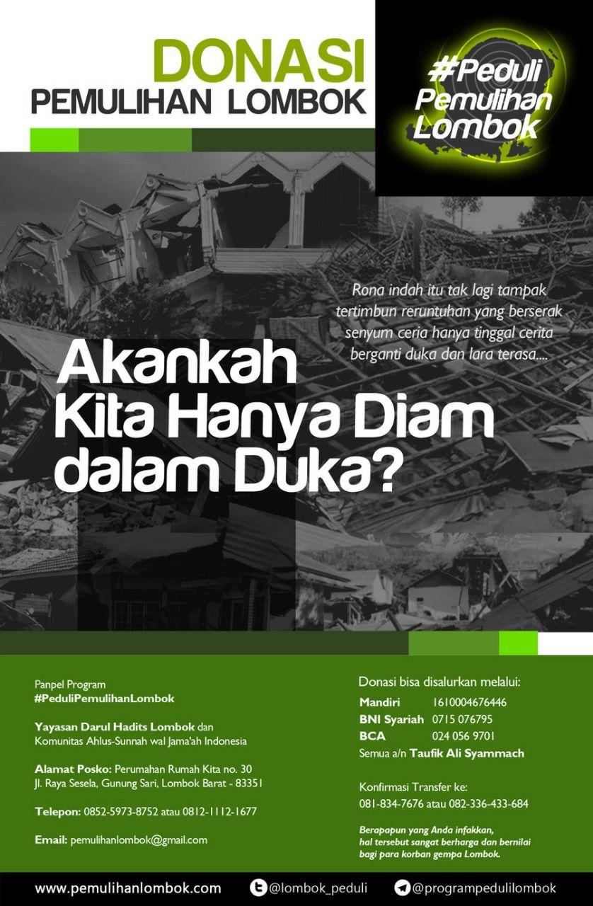 Donasi Lombok