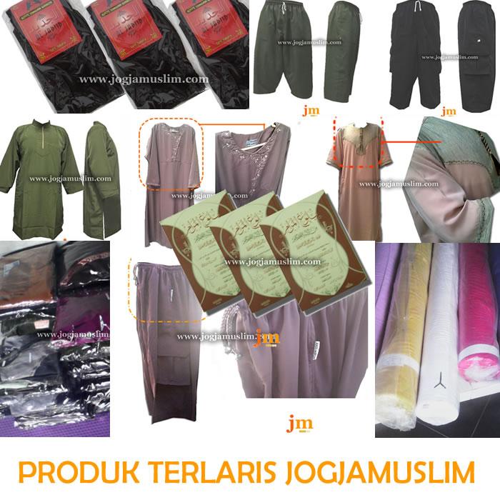 Produk Terlaris Jogjamuslim.com