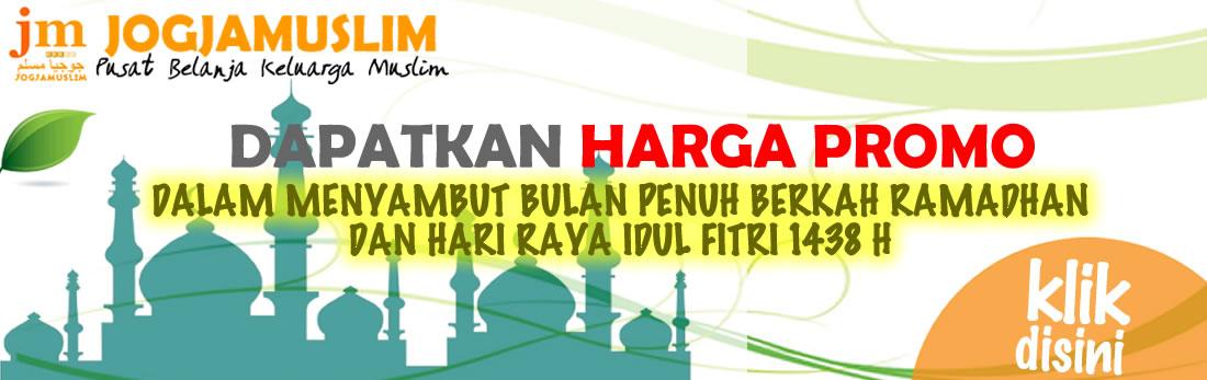 Produk PROMO Ramadhan 1438